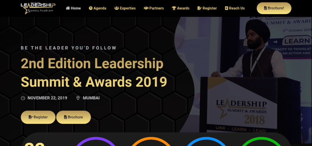 2 Leadership Summit Awards 2019
