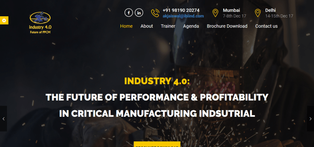 Industry 4.0 Future Of PPCM